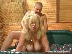 BBW mature whores are fucked and smashed part3