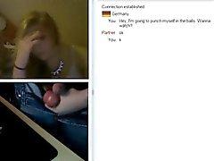 Webcam Ballbusting