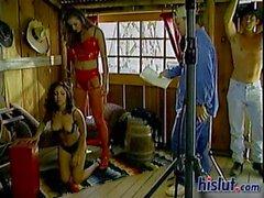 Inari called her girls
