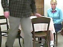kinky amateur ass spanking