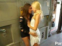 Lesbian Fuck Club - Scene 1