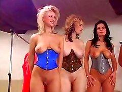 Big tits orgy part a
