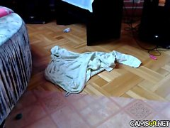 babe mandymonroe18 fingering herself on live webcam