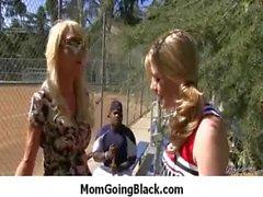 Mom Going Black 4