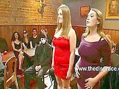 Cassandra Calogera and Sierra Skye