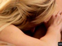 Lesbians MILFs vs Colleges Brandi Love, Tara Morgan