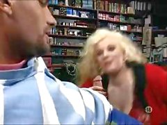 Kirsten Halborg Having 3Sum In Sex Shop