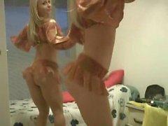 La Danza Del Dormitorio De Jenny Tease