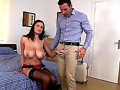 Italian wife face riding
