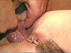 Rapports sexuels d'amateur trois