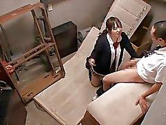 Japansk schoolgirlen horan den 14