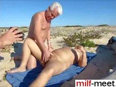 Silver Stallion Beach Sex