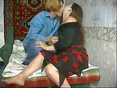 Caméra Cachée Caméra de attrapé mûr de femme baisée par de jeune de Guy