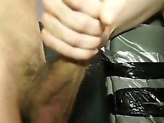 Alex anal daha önce Dereks sabit aletini emmek