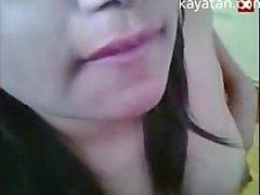Cute Pinay Nagpakita ng Ganda sa Webcam