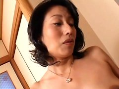 Hairy Asian Milf Japanese Creampie Fucked