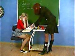 Deborah, Arabella in pantyhose.