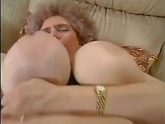 old mature Huge boobs
