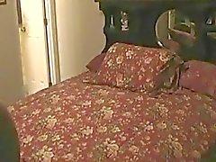 Жене получения некоторые надлежащего гребаный на кровать водной