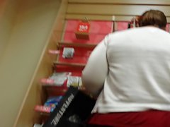 candid bbw pawg in tight jeans pt2