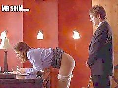Seksi Ünlülerin Sekreter becerdin alın!