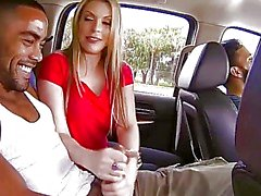 blonde slut swallows courtney cummz