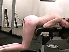 For discomfort Milf has tough bondage sex pleading