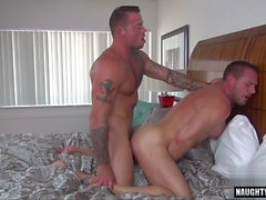 big dick gay flip flop with cumshot segment feature 1