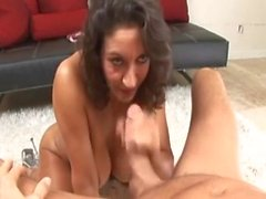 Cougar Head #80 She likes to tease! (Little Pussy Dipping)