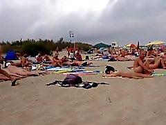 Cap d'Agde Beach 2012