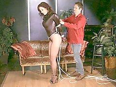Bondage games 1 - Christina