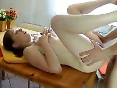 sexy loira profundo
