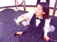 Asiatico bevanda di sperma