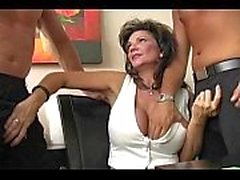 Mature divorced housewife - dp anal squirting