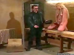 German Bdsm Fisting