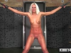 hot pornstar bdsm bondage and cumshot film