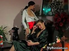 Sexy Russian Chick Wants Him In Her Ass