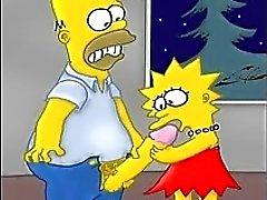 Homer Simpson family sex