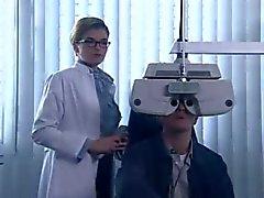 Anke Engelke ALS Amateur geile Augenaerztin