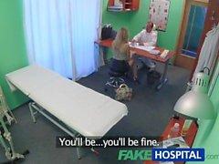FakeHospital stram fittan ger doktorn cum dubbelt så