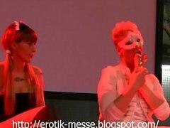 Sonia Rey y Pamela Lolli PratoSex 2013