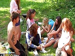 Russische StudentSexParties - Studenten Neuk At