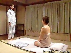 Mature nihonjin hot babe plays part1