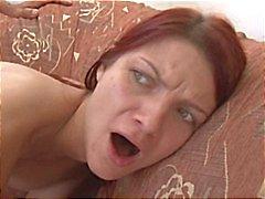 Girl in stockings taking an Ass Pounding