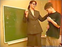 Boy Toy Fucks Lehrer