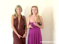 CastingCouch - HD - Charlotte och Adriana