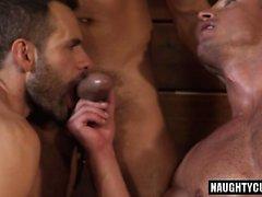 Latin волк задница в уста и Сперма