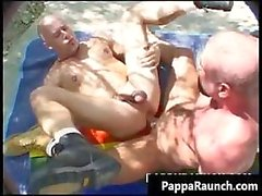 Nasty gay guy fucks this dude part6