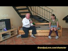 horny grandpa in love