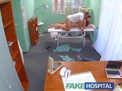 FakeHospital Kiimaiset opiskelijalle saa hyvän fucking lääkäriltä